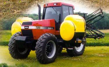Mid Atlantic Services Sprayers Tractor Saddle Tanks