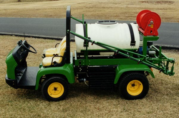 Mid Atlantic Services Sprayers Pg 150 Turf And Lawn