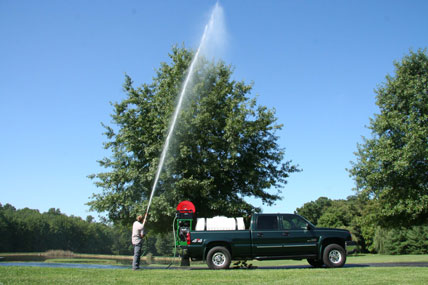 Mid Atlantic Services Sprayers Skid Mounted Tree Sprayer